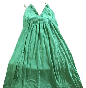Sweetees short dress green on Tradesy