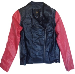 Jack by BB Dakota black Leather Jacket