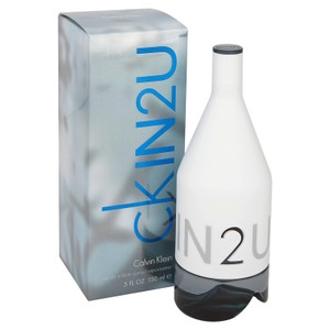 Calvin Klein CK in 2u by Calvin Klein 5.0oz / 150 ml EDT Spray Men's ,New.!!!!