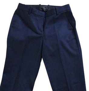 J.Crew Straight Pants navy
