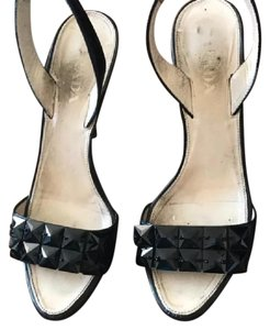 Prada Heels 2015 Jewel Formal 7.5 black Pumps