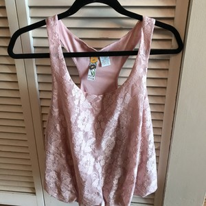 Mimi Chica Top pale pink