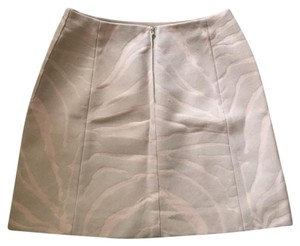 Carven Mini Skirt Pink