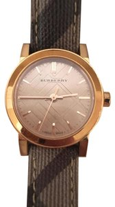 Burberry Burberry Watch - Smoke