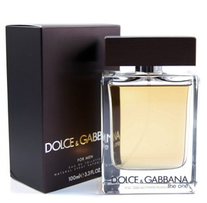 Dolce&Gabbana THE ONE BY DOLCE&GABBANA-MADE IN UK