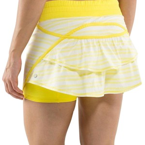 Lululemon Lululemon Track Attack Skirt
