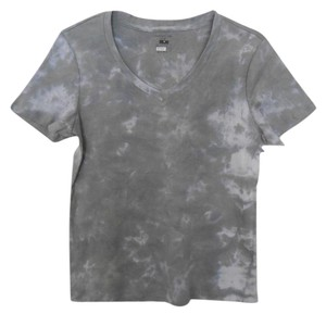 Jones New York Tye Dye T Shirt Grey