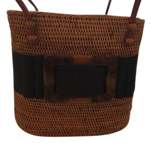 Bosom Buddy Bags Unique Handmade Highest Quality Satchel in Natural + Black