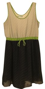 Maurices short dress Blue, White & Green Summer on Tradesy