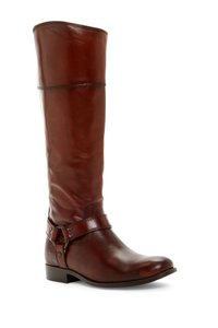 Frye Harness Leather Redwood Boots
