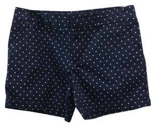 Tommy Hilfiger Dress Shorts dark blue with dots
