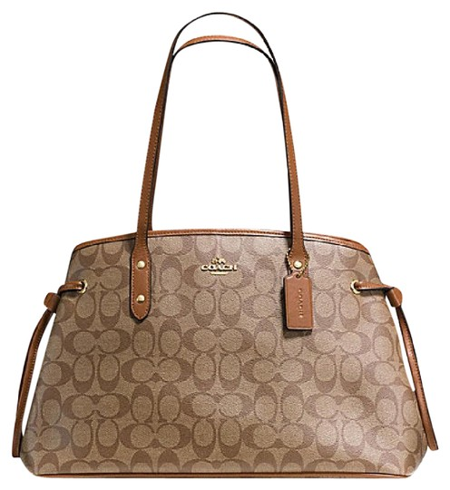 Preload https://img-static.tradesy.com/item/21240069/coach-drawstring-carryall-in-signature-khaki-saddle-coated-canvas-shoulder-bag-0-1-540-540.jpg
