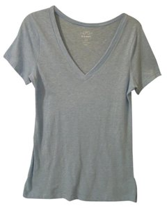 Old Navy V-neck T Shirt blue