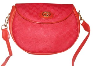 Gucci Mint Vintage Great For Travel Great Pop Of Color Sling Style/c.b. Removable Strap Cross Body Bag