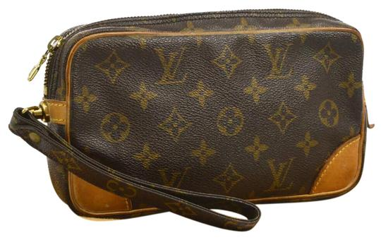 Preload https://item3.tradesy.com/images/louis-vuitton-dragonett-leather-clutch-21240417-0-2.jpg?width=440&height=440