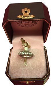 Juicy Couture NEW! JUICY COUTURE ORIGINAL BALLERINA CHARM!!
