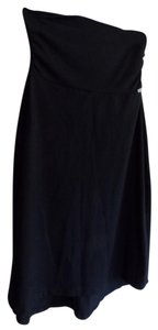 Eddie Bauer Skirt Black solid