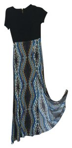 Twelfth St. by Cynthia Vincent Long Bohemian Dress