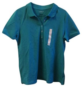 Croft & Barrow Top teal