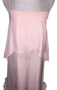 Banana Republic short dress light pink on Tradesy
