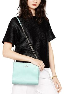 Kate Spade Emerson Place Mini Phoebe Cow Leather Phoebe Cross Body Bag