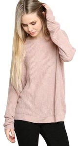 Brandy Melville Ollie Cable Knit Sweater