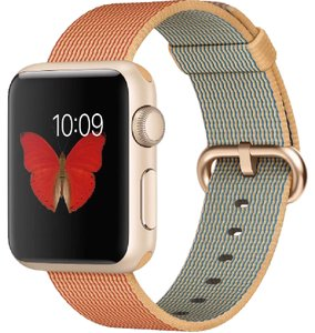 Apple Watch Apple Watch Sport 38mm Woven Aluminum Case