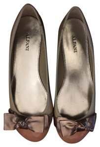 Alfani Nudes and Blush Flats