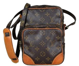 Louis Vuitton Amazone Monogram Cross Body Bag