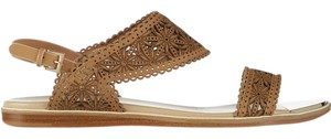 Nicholas Kirkwood Tan Sandals