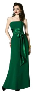 Bari Jay Hunter Green 526 Dress