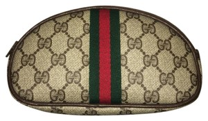 Gucci MOTHERS PRICE ENDS 5/14 ! Vintage Gucci Cosmetic Makeup Toiletry Bag