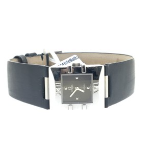 Omega Omega Constellation Steel Leather Watch 1521.41.00