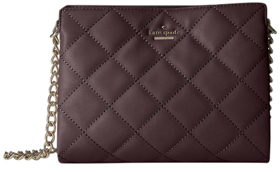 Kate Spade Emerson Place Mini Phoebe Convertible Quilted Leather Shoulder  Bag Image 0 ... 7916f735e1b0c