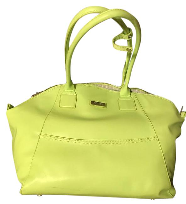 Item - Yoga Lime Light Dayglo Tote