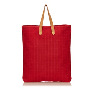 Hermès 6hheto001 Tote in Red