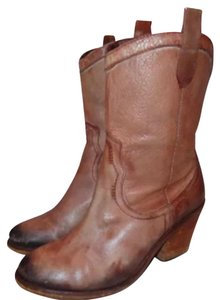 Sam Edelman Ombr black to brown Boots