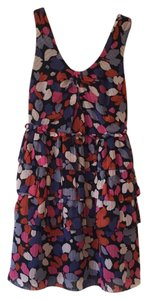 Marc by Marc Jacobs short dress Navy, red, hot pink, and pale pink on Tradesy