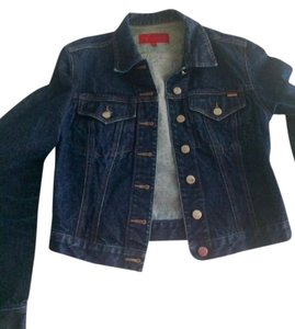 French Connection Blue Jean Womens Jean Jacket