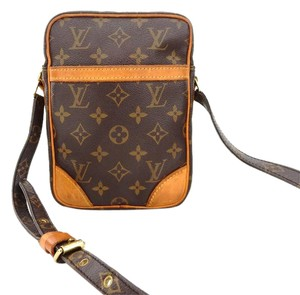 Louis Vuitton Monogram Canvas Danube Cross Body Bag