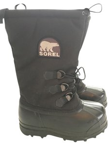 Sorel Winter Black Boots