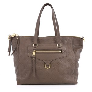 Louis Vuitton Lumineuse Leather Tote