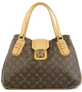Louis Vuitton Griet Canvas Shoulder Bag