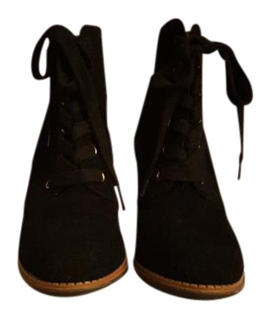 kate spade lace up boots