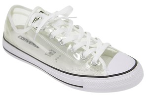 Converse White/Clear Athletic