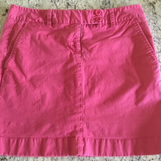 Vineyard Vines Mini Skirt Pink