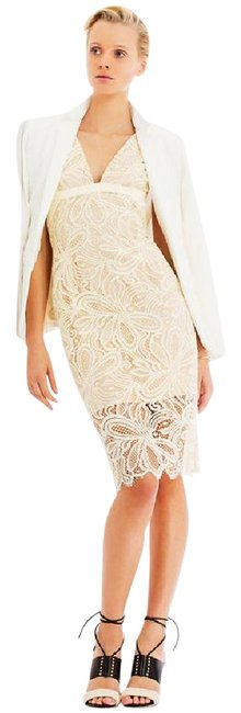Preload https://img-static.tradesy.com/item/21243978/intermix-ivory-10317-exclusive-to-lace-briana-mid-length-night-out-dress-size-2-xs-0-1-650-650.jpg