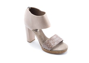 Brunello Cucinelli Women's Sandals Leather tan Pumps