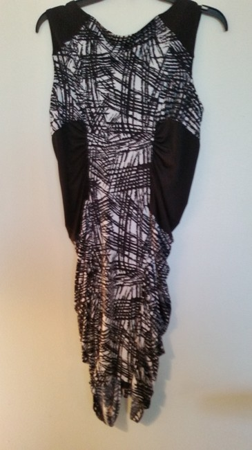 BCBGMAXAZRIA Fitted Dress