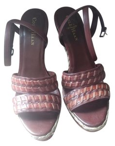 2c0b4f210d93 Brown Cole Haan Sandals - Up to 90% off at Tradesy